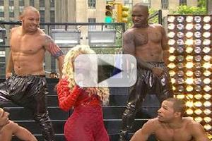 STAGE TUBE: Nicki Minaj Performs 'Starships' on TODAY