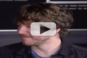 STAGE TUBE: John Gallagher, Jr. Chats 'Newsroom' on 'DAILY AT THE DAILY'