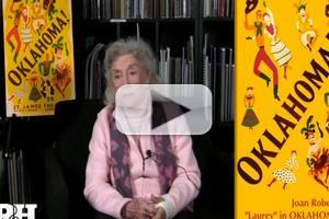 STAGE TUBE: Remembering OKLAHOMA!'s Joan Roberts