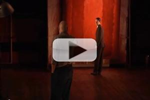 STAGE TUBE: First Look at Jonathan Groff and Alfred Molina in Scenes from RED at the Mark Taper Forum!