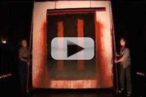 STAGE TUBE: Inside Look at the Making of RED at the Mark Taper Forum