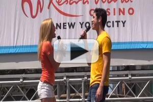 BWW TV: BRING IT ON Cast Brings Some Pep to Broadway in Bryant Park!