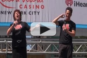 BWW TV: Judy Kaye and NICE WORK IF YOU CAN GET IT Cast Bring Gershwin to Bryant Park!