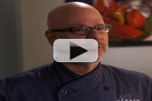 STAGE TUBE: Sneak Peek - Celebrity Chef Ron Ben-Israel Guests on Lifetime's DROP DEAD DIVA