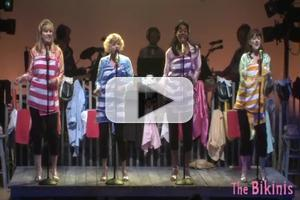 BWW TV: Sneak Peek of Goodspeed's THE BIKINIS!