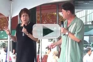 BWW TV: NICE WORK IF YOU CAN GET IT's Judy Kaye & Michael McGrath Belt It Out at Taste of Broadway!