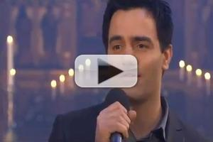 STAGE TUBE: Ramin Karimloo Performs 'Bring Him Home' and 'Above All' on SONGS OF PRAISE