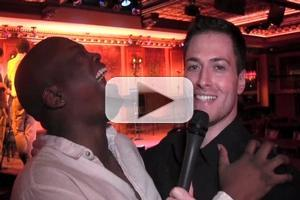 BWW TV Exclusive: Randy Rainbow On the Scene with Tituss Burgess, Eden Espinosa, and More at 54 Below!
