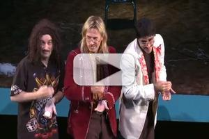 STAGE TUBE: Scenes from CTG's ELEPHANT ROOM at Kirk Douglas Theatre