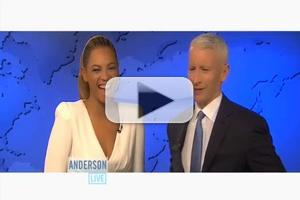 STAGE TUBE: Beyonce and Anderson Cooper in ANDERSON LIVE Promo!