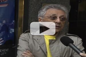 BWW TV: Frankie Valli Meets the Press Before Broadway Engagement!