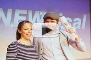 STAGE TUBE: Perez Hilton Prepares for NEWSICAL Run!