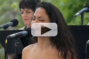 STAGE TUBE: Original IN THE HEIGHTS Cast Sings Stevie Wonder at Lin-Manuel Miranda's Wedding