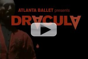 STAGE TUBE: First Look at Atlanta Ballet's DRACULA