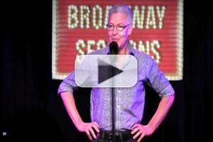 STAGE TUBE: Tony Sheldon Sings 'Be Happy' at Broadway Sessions