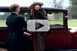 STAGE TUBE: New Clips From PBS's DOWNTON ABBEY Season 3