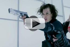 STAGE TUBE: Behind-the-Scenes Look at the Stunts of  RESIDENT EVIL: RETRIBUTION