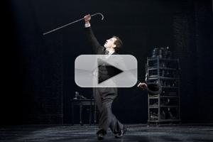 BWW TV: Broadway in Black and White- CHAPLIN Performance Preview!