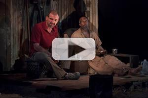 BWW TV: Signature Theatre's THE TRAIN DRIVER- Highlights!