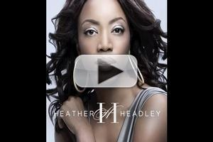 STAGE TUBE: First Listen - Heather Headley Sings 'Only One In The World'