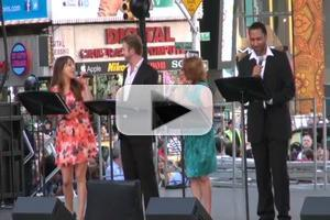 BWW TV: Happy 100th Birthday to the Nederlanders at BROADWAY ON BROADWAY - Medley!