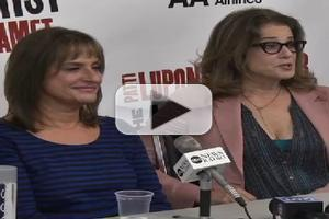BWW TV: THE ANARCHIST's Patti LuPone & Debra Winger Meet the Press - Get the Scoop on the Explosive New David Mamet Play!