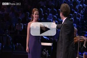 STAGE TUBE: Sierra Boggess and Julian Ovenden Perform WEST SIDE STORY's Balcony Scene on BBC Proms 2012!