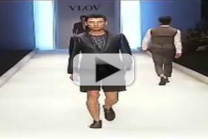 STAGE TUBE: VLOV at the Mercedes-Benz New York Fashion Week Spring/Summer 2013