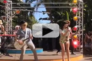 STAGE TUBE: Sneak Peek - Carly Rae Jepsen Guests on The CW's 90210 Premiere