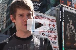 STAGE TUBE: Behind the Scenes of BROADWAY ON BROADWAY with the Cast of NEWSIES!