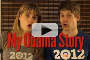 STAGE TUBE: Keenan-Bolgers Announce 'My Obama Story' Challenge!
