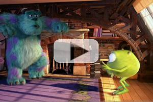 Hot Trailer: Monsters, Inc. 3D - In Theaters December 19, 2012