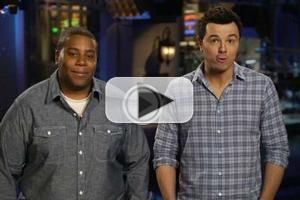 STAGE TUBE: Seth MacFarlane in SNL Season Premiere Promo!