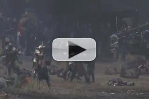 STAGE TUBE: On Set at THOR: THE DARK WORLD!
