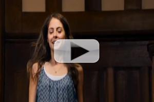 STAGE TUBE: ARROW's Willa Holland Talks New Season!