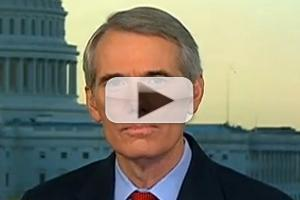 STAGE TUBE: Sen. Portman Discusses Libya Attacks on CBS THIS MORNING