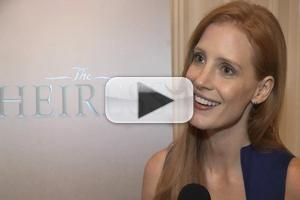 BWW TV: Chatting with the Cast of THE HEIRESS- Jessica Chastain, Dan Stevens, David Strathairn and More!