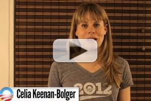 STAGE TUBE: Celia Keenan-Bolger Shares Her Obama Story!