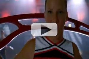 STAGE TUBE: Watch Heather Morris' Full Performance from GLEE's 'Britney 2.0' Episode!