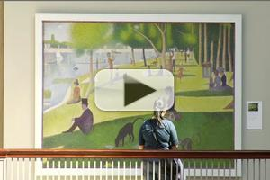 BWW TV: Cast of SUNDAY IN THE PARK WITH GEORGE Perform at the Art Institute of Chicago