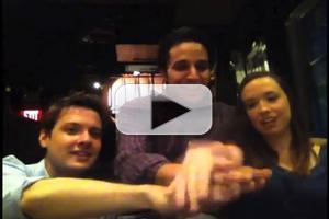 STAGE TUBE: Jared Zirilli Chats with HOT MESS IN MANHATTAN's Cait Doyle and David Ruttura on 'Broadway Boo's!'