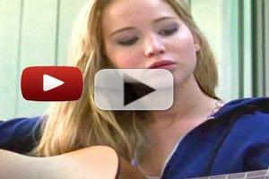 VIDEO: Jennifer Lawrence Featured in HOUSE AT THE END OF THE STREET Music Video