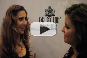 STAGE TUBE: Gina Milo, Chris Critelli, Rachel Rockwell and More at Drury Lane's XANADU After Party