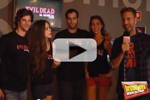 BWW Interviews: EVIL DEAD se presenta en Kinépolis