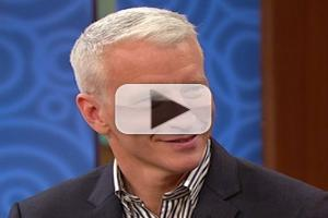 VIDEO: Anderson Cooper Stops by THE WENDY WILLIAMS SHOW