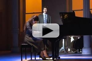 STAGE TUBE: First Look at Alexandra Silber, Will Reynolds and More in Walnut Street's LOVE STORY - Performance Highlights!