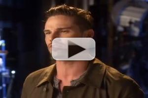 VIDEO: Interview: BEAUTY AND THE BEAST's Jay Ryan