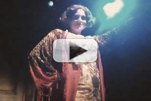 STAGE TUBE: Go Behind the Scenes at Merry Go Round Playhouse for CABARET!