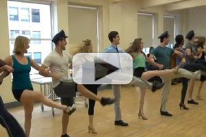 BWW TV EXCLUSIVE: Meet the Cast of CATCH ME IF YOU CAN Tour! Plus a Performance Preview!