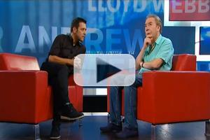 STAGE TUBE: Andrew Lloyd Webber Reveals Inspiration for EVITA on 'George Stroumboulopoulos Tonight'